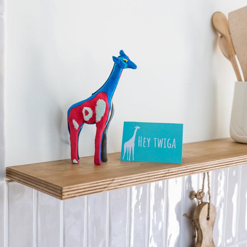Ocean Sole  Safari-Set (Elefant, Giraffe und Warzenschwein)