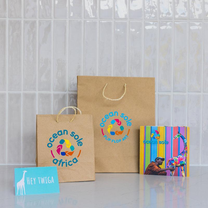 Ocean Sole  Gift bag