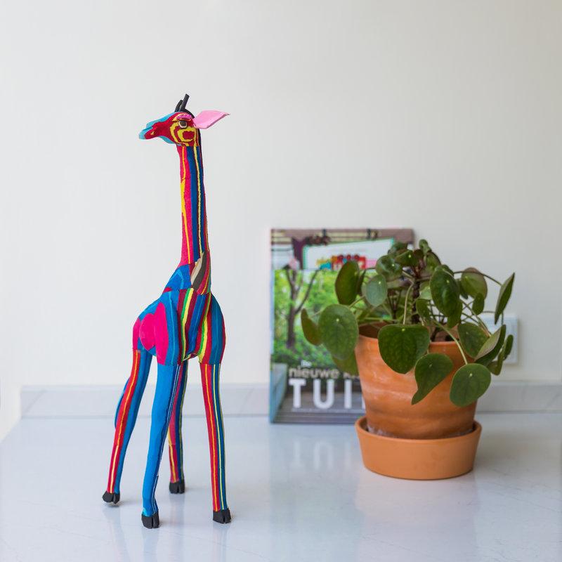 Ocean Sole  Giraffe groß 50 cm