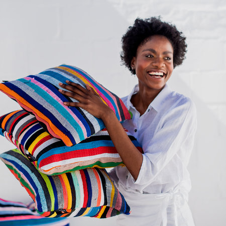 Ashanti - Decorative pillows