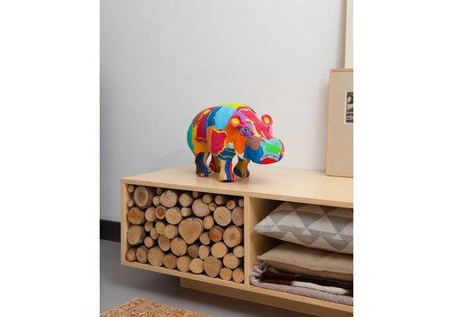 Nijlpaard Large