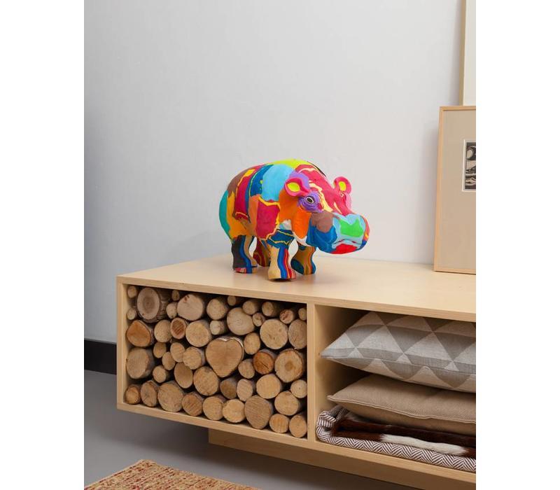 L'hippopotame (grand modèle)