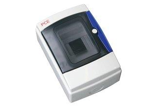 PCE DIN Behuizing 4 Modules IP65