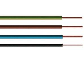 FDM Installatiedraad VD H07V-U 100 meter. Eca