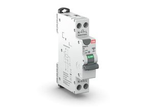 ABB Aardlekautomaten 1 Pol+N Small 1 module