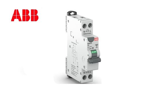 ABB 1 module aardlek/automaten