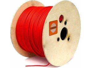 Top Cable Solarkabel 10mm² Haspel Rood 500 mtr. Cca-s2d2a2