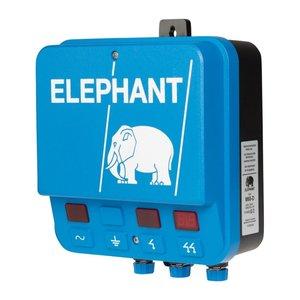 Elephant M65-D Schrikdraadapparaat voor lichtnet (230 V) met display