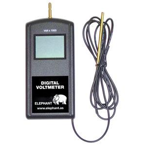 Elephant Digitale voltmeter voor elektrische afrastering