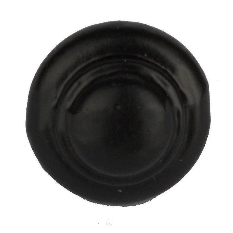 Gusseisen Möbelknopf rund - 25mm
