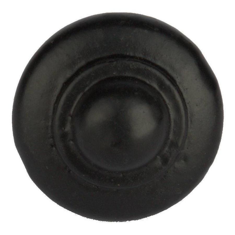 Gusseisen Möbelknopf rund - 32mm