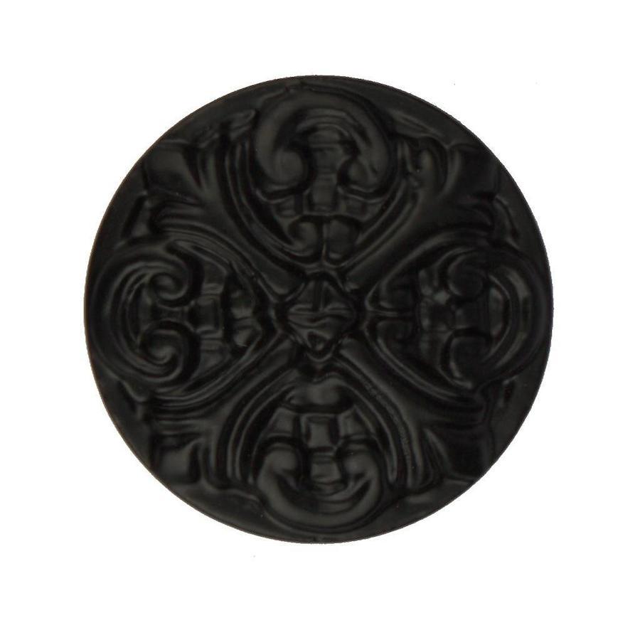 Gusseisen Möbelknopf Deko - Fleur-de-Lis