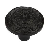 Gusseisen Möbelknopf Deko - Blume