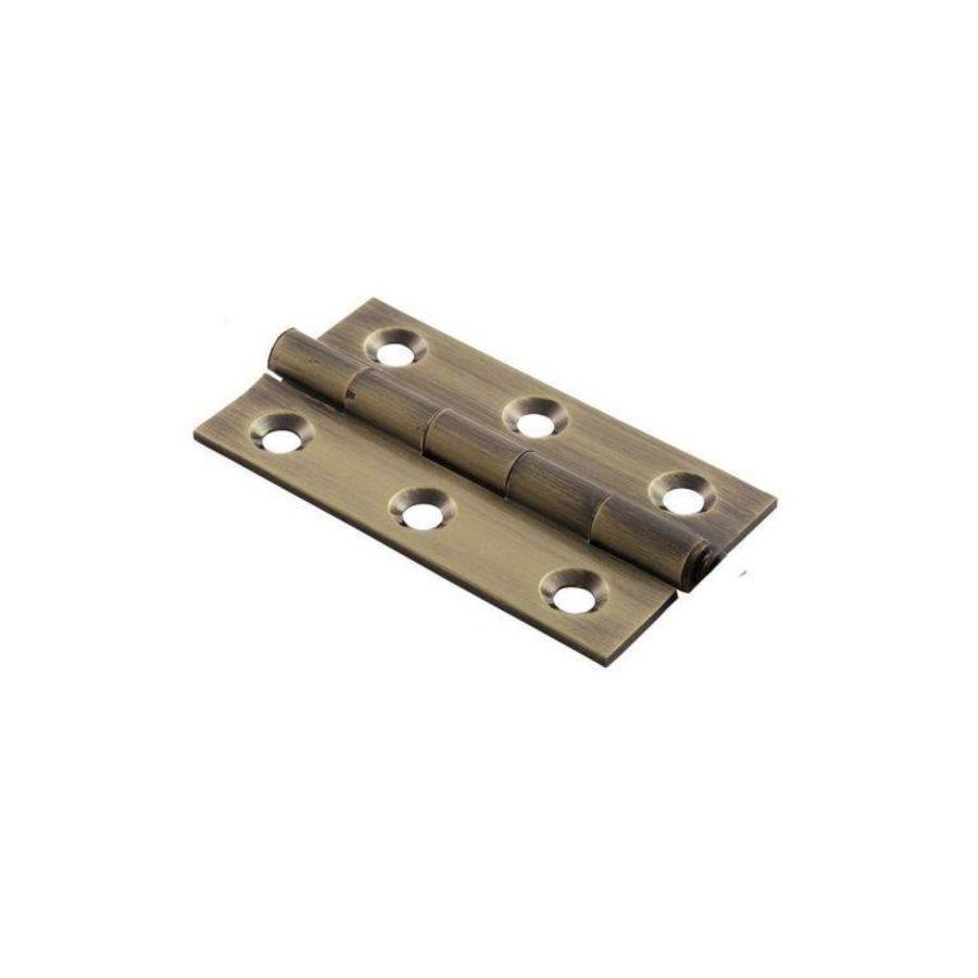 2 Stück Schaniere je  64mm x 35mm  mit Schrauben