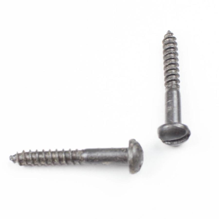 Schmiedeeisen Schlüsselrosette oval