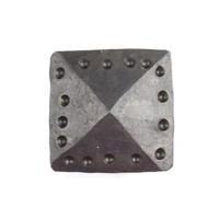 Schmiedeeiserner Ziernagel 22 x 22 x 33mm - Pyramidenförmig