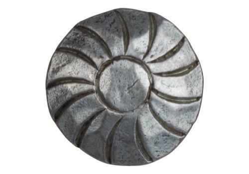 Schmiedeeisen Nagel 25 x 35mm - Zinn-Effekt