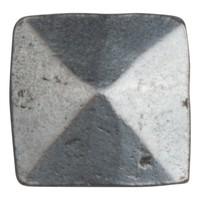 Schmiedeeisen Nagel 23 x 23 x 35mm - Pyramidenförmig