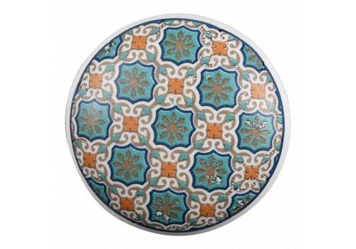 Keramik Möbelknopf Happy Industrial V