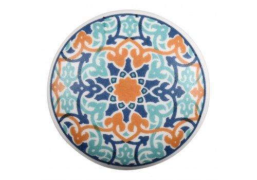 Keramik Möbelknopf Happy Industrial X
