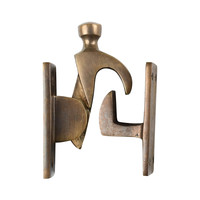 Torfeststeller - Kupfer