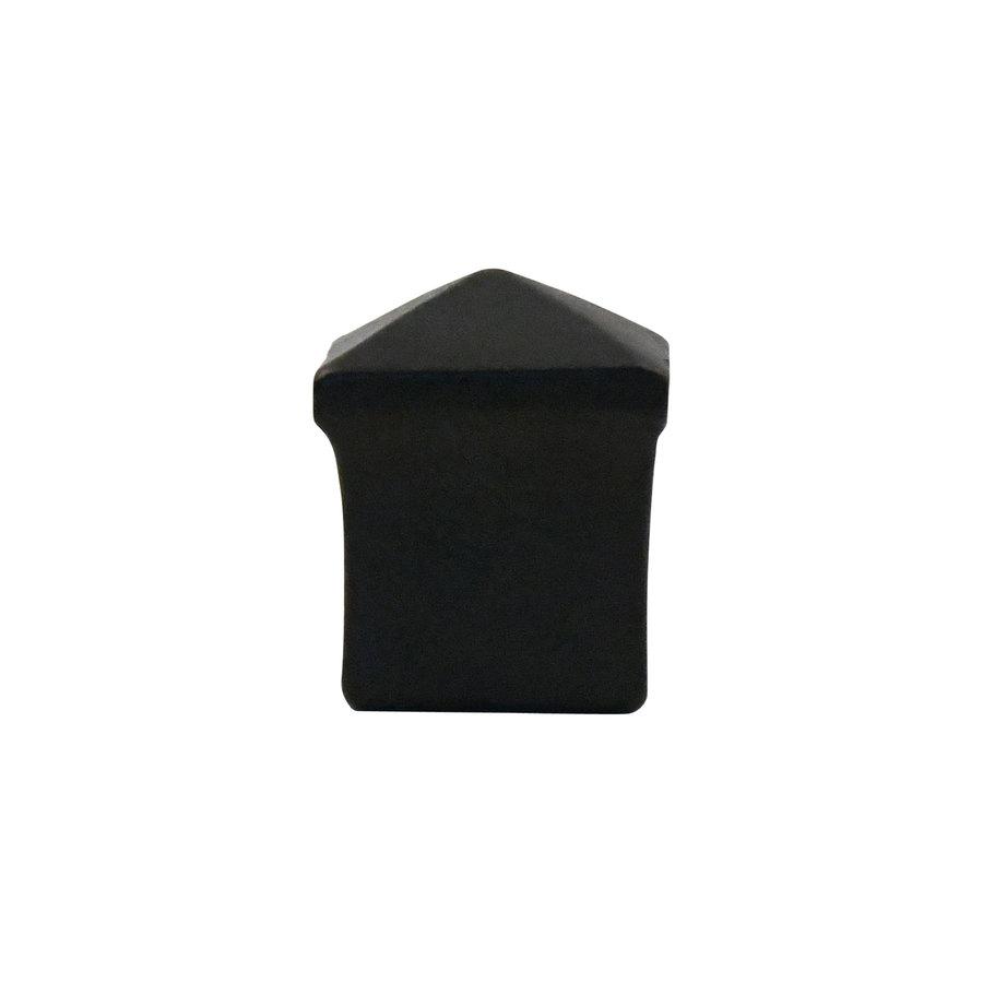 Gusseisen Möbelkauf Pyramide - 24 x 24mm