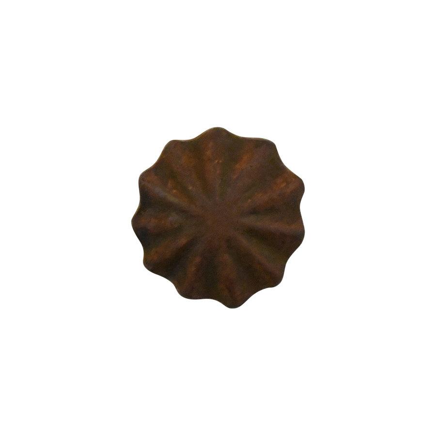 Gusseisen Möbelkauf 30mm - Rost