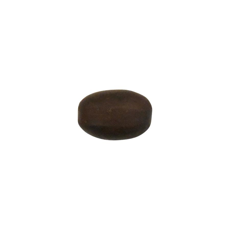Gusseisen Möbelkauf oval 23mm - Rost