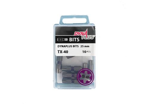 Dynaplus Bits TX-40 25mm