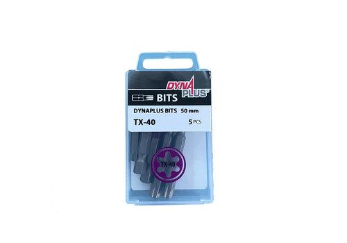 Dynaplus Bits TX-40 50mm