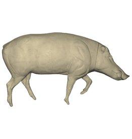 Wildschwein Laufend Rechts Ca.75Kg