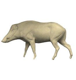 Wild Boar Walking Left Ca.95Kg