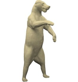 Polar Bear Standing Upright Large