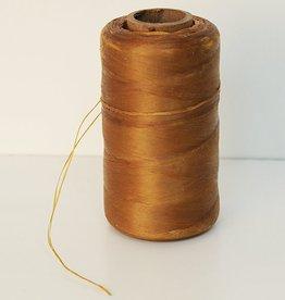Nähgarn Wax Braun
