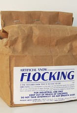Artificial Snow Flocking