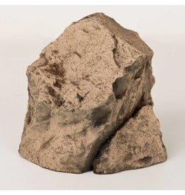 Rock Pedestal Brown