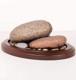 River Rock Pedestal
