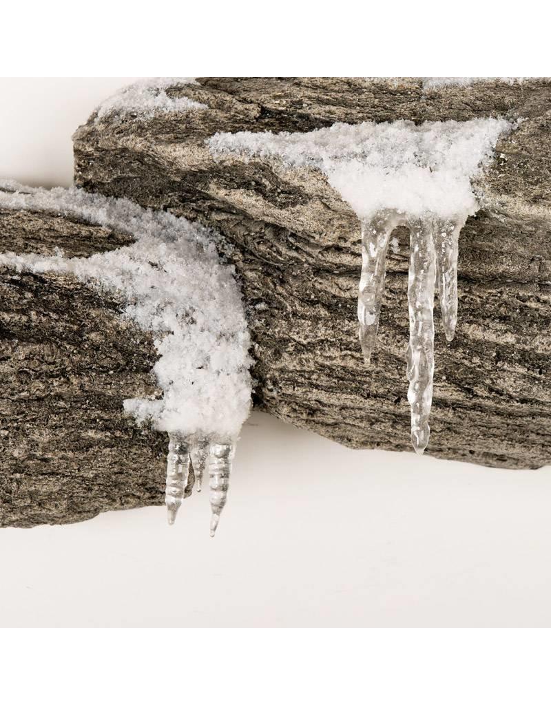 Double Rock Winter Theme Wall Mount