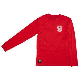 go-shred Clothing go-shred x Volcom Long Sleeve (Rot)