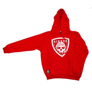 go-shred Clothing go-shred Riders Hoodie (Rot)