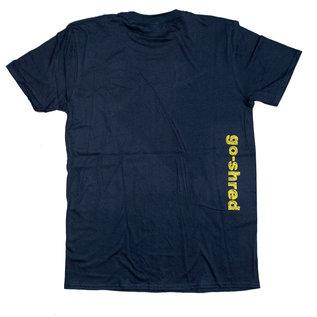 go-shred Clothing go-shred T-Shirt G Logo (Blau)