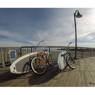 Moved by Bikes Longboard/SUP Rack - Moved by Bikes