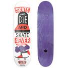 """TELUM Skateboards TELUM skateboards RIDETOLOGY """"SKATE AND DIE"""""""