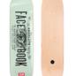 TELUM Skateboards FACEBOOK DECK