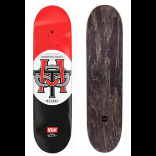 TELUM Skateboards TEAMMEMBER DECK TELUM skateboards