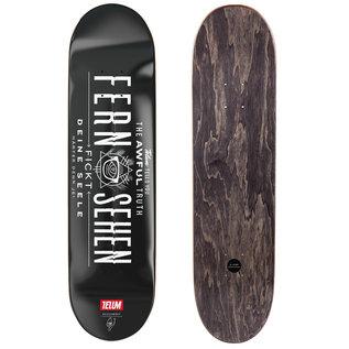 TELUM Skateboards TELUM skateboards FERNSEHEN DECK