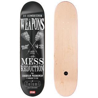 TELUM Skateboards TELUM skateboards KEHRWOCHE WEAPONS