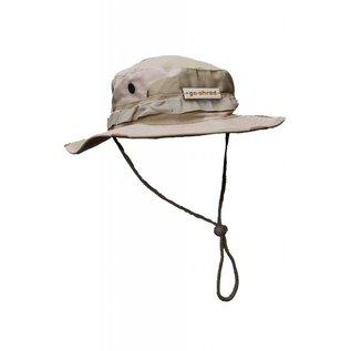 go-shred Clothing US GI-shred Hut (Desert Camo 3-Colour)