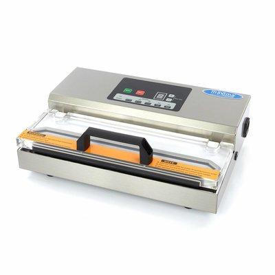 Maxima Luxe RVS Vacuum Sealer / Vacumeermachine 310 mm