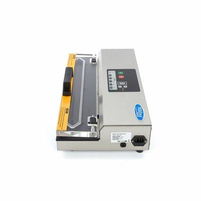 Maxima Luxe RVS Vacuum Sealer / Vacumeermachine 406 mm